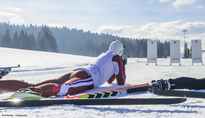 biathlon © ARochau - Fotolia.com