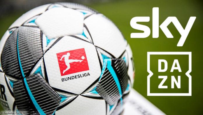 Bundesliga auf Sky und DAZN