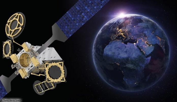 Eutelsat © Thales Alenia Space