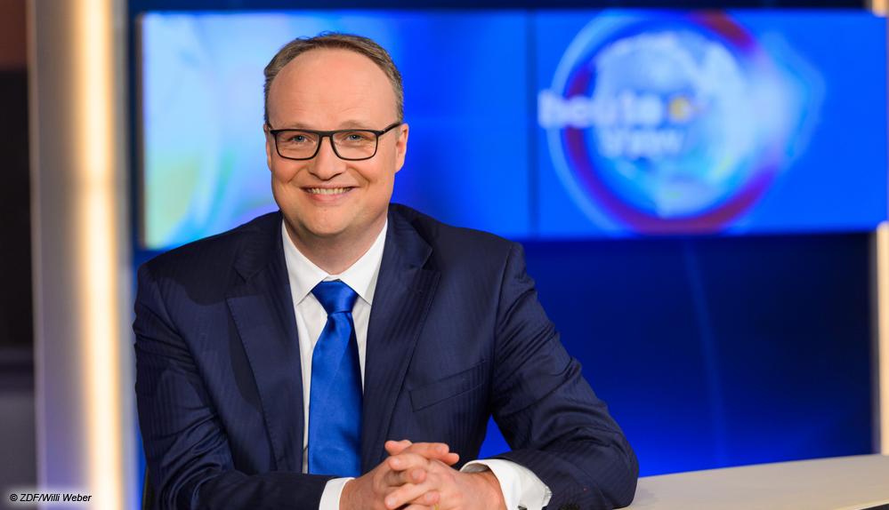heute-show oliver welke © ZDF/Willi Weber