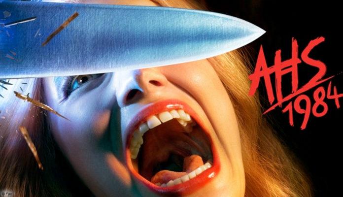 AHS, American Horror Story,1984, Fox; © Fox