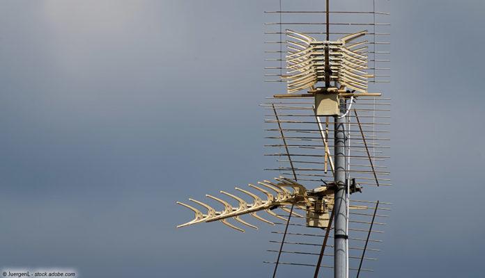 DVB-T2-Antenne