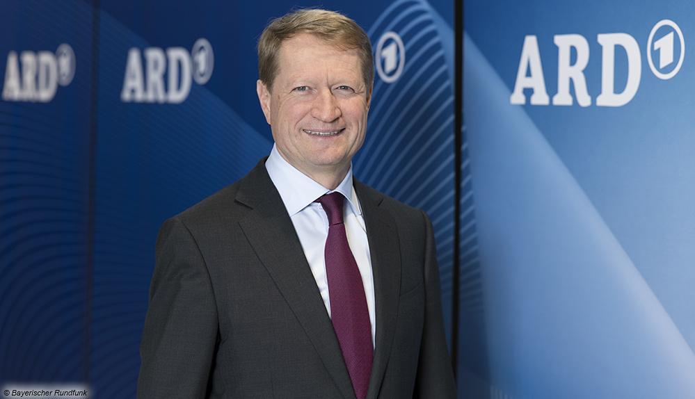 Ulrich Wilhelm, ehemaliger Intendant beim Bayerischen Rundfunk
