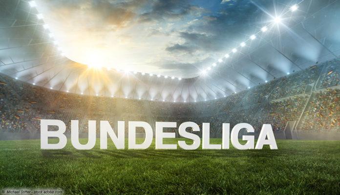 Die deutsche Fußball-Bundesliga