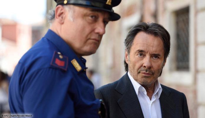 Commissario Brunetti quittiert den Dienst