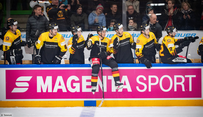 Eishockey bei MagentaSport