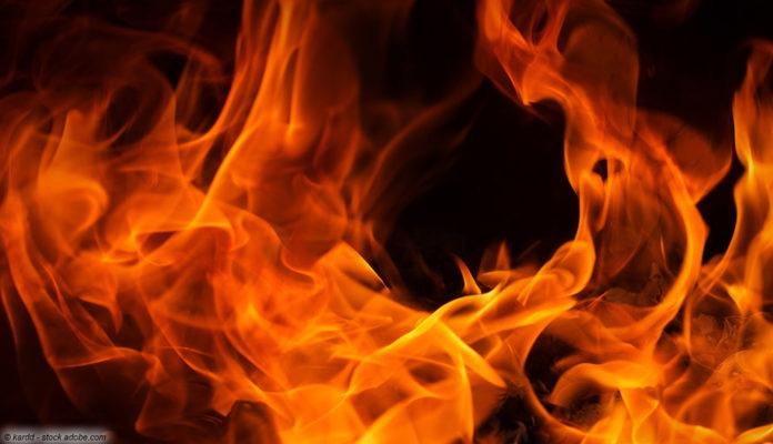 Feuer Flamme