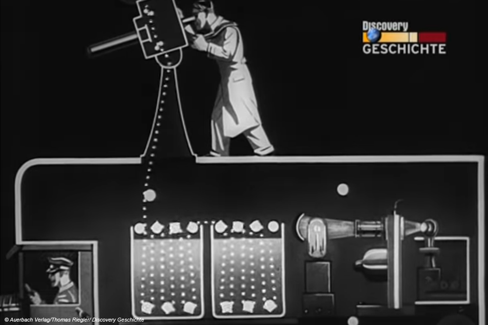 © Auerbach Verlag/Thomas Riegler/ Discovery Geschichte