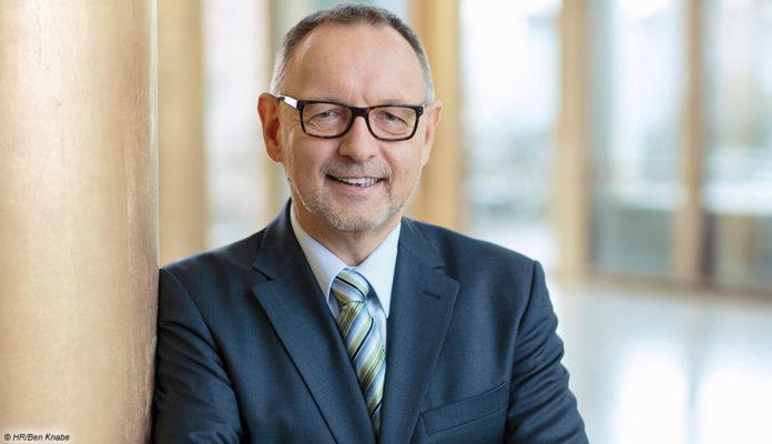 HR-Intendant Manfred Krupp