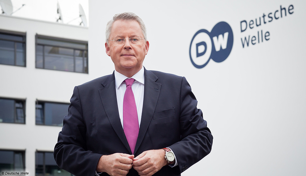 deutsche welle intendant peter limbourg