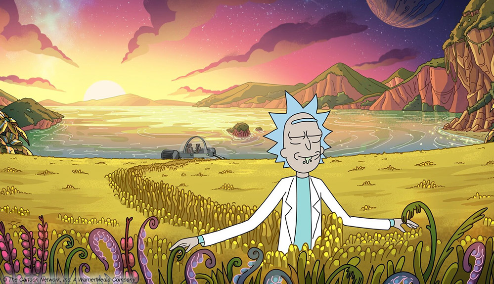 Sky Ticket Rick And Morty Staffel 4