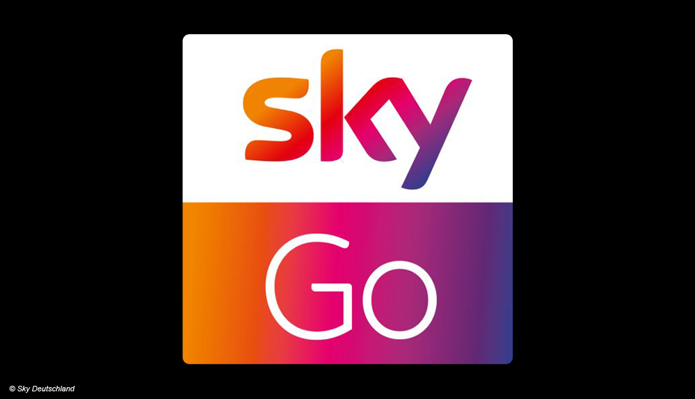 Neue Sky Go App