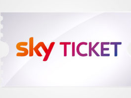 Sky Ticket Sony Bravia