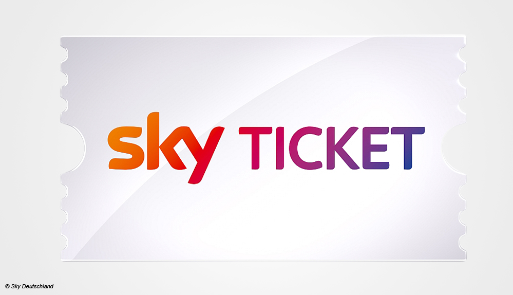 Sky Ticket Streamen
