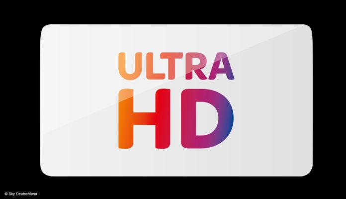 Sky UHD UltraHD