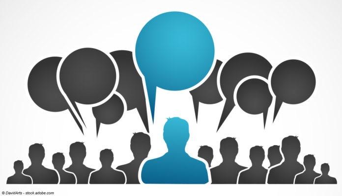 Talk Social Media © DavidArts - stock.adobe.com
