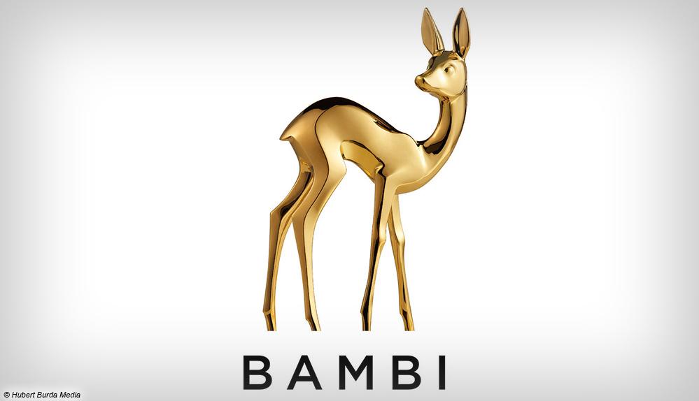 Verleihung des Bambi heute live im Ersten