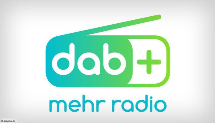 dab plus logo und slogan