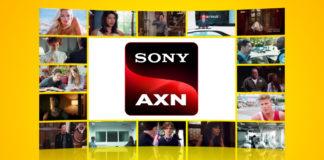 Logo Sony AXN