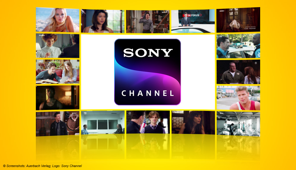 Sony Channel: Pay-TV-Spartensender vorgestellt