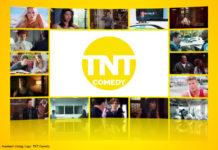 Logo TNT Comedy