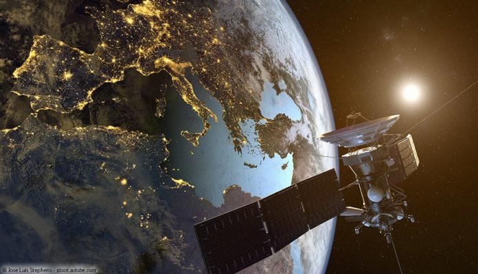 satellit umlaufbahnen