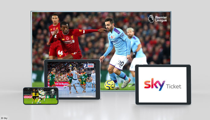 Premier League Sky Ticket Englische Woche