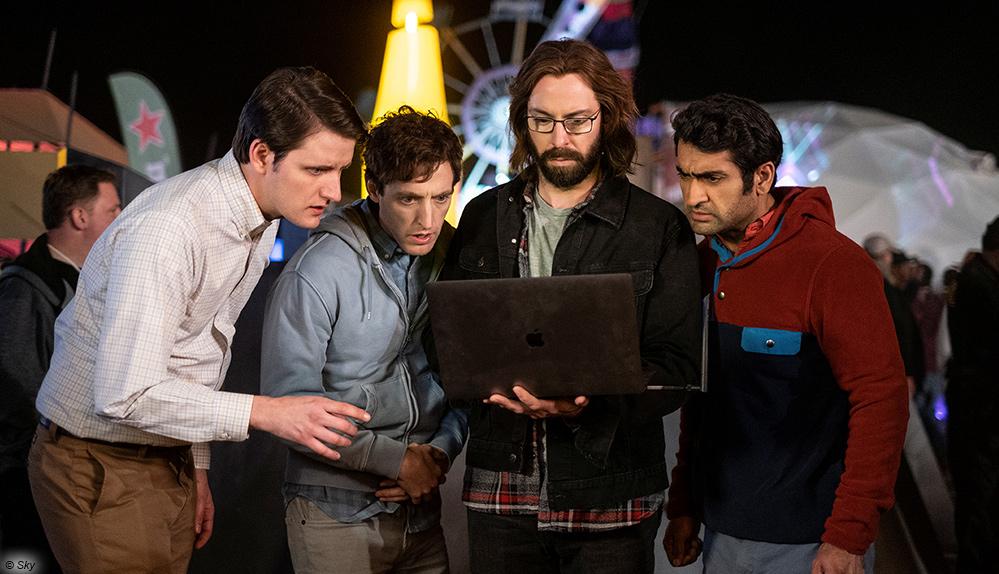 """Finale Staffel: Die Nerds aus """"Silicon Valley"""" kommen zurück"""