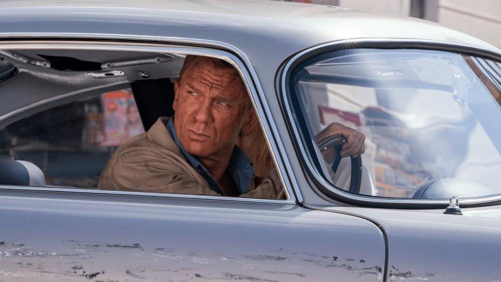 """""""Keine Zeit zu Sterben"""" - Daniel Craig als James Bond"""