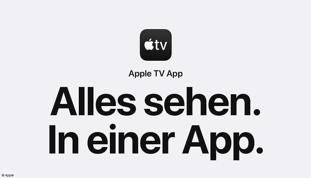 Mediathek Apple Tv