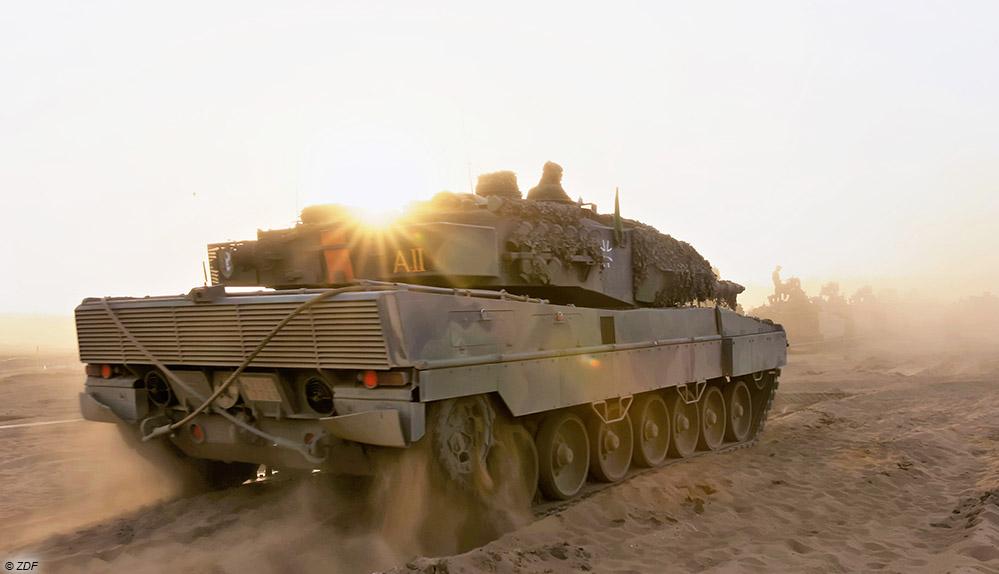 """ZDF-Doku: """"Kommando kaputt – Was bei der Bundeswehr schiefläuft"""""""