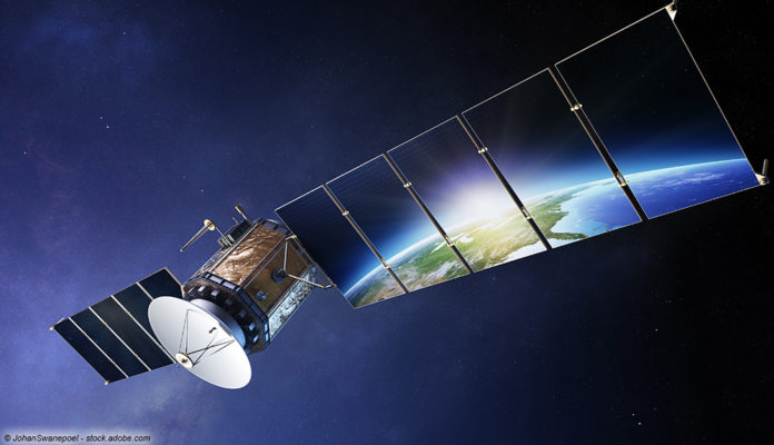 Satellit © JohanSwanepoel - stock.adobe.com