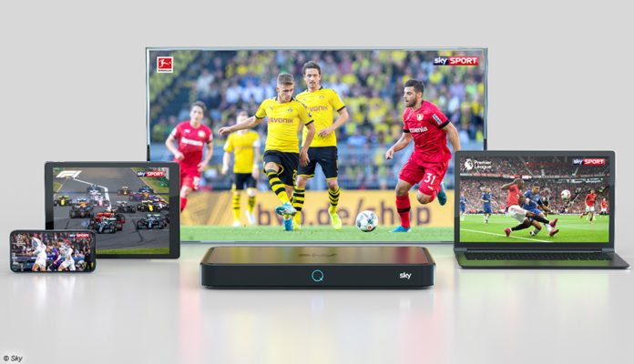 Sky Q Sport BVB - Bayern