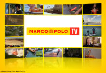 Logo Marco Polo TV