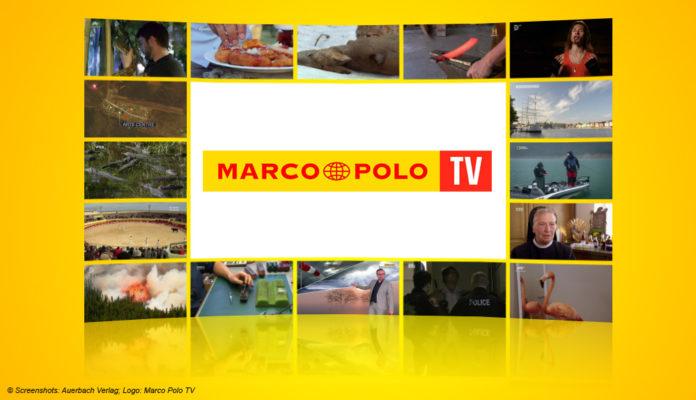 Logo Marco Polo TV