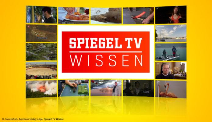 Logo Spiegel TV Wissen