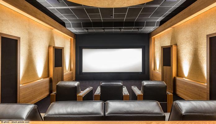 Kinofilme Zuhause