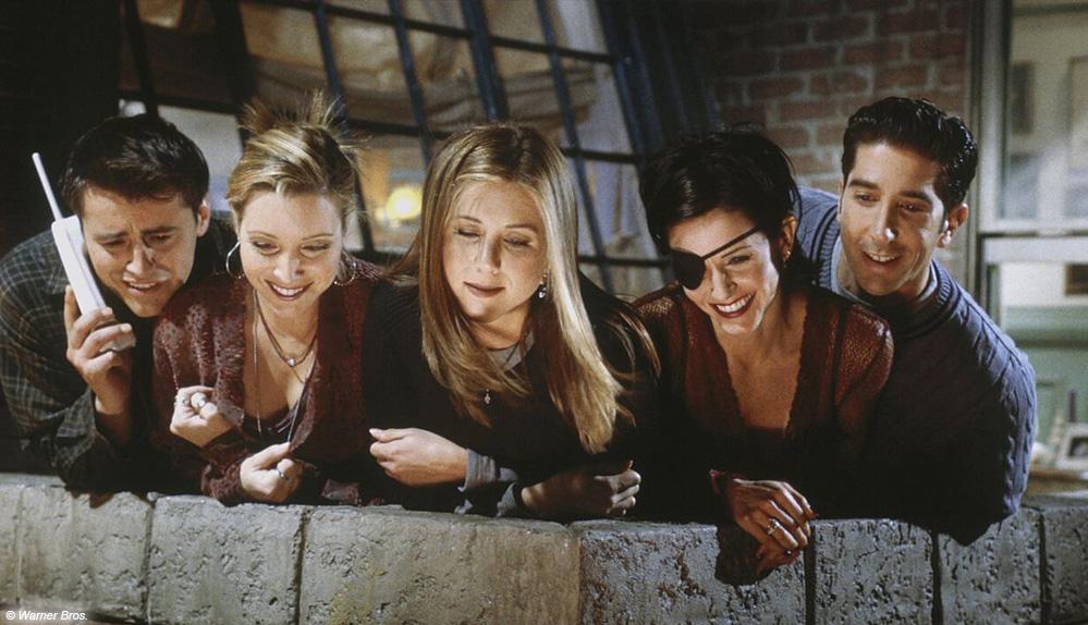 """Die Kult-Sitcom """"Friends"""""""