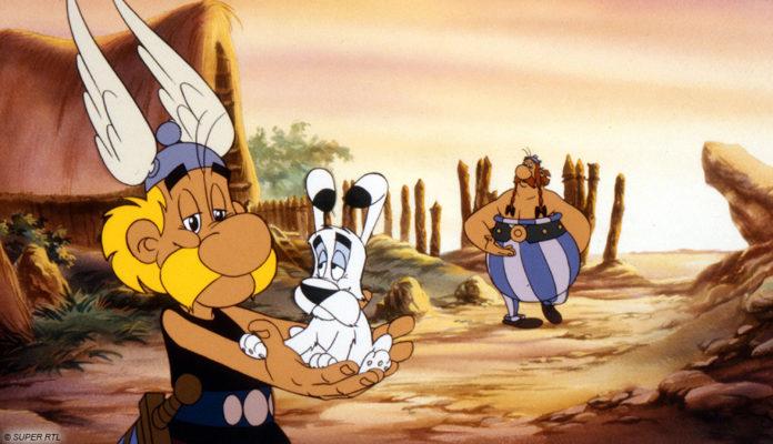 Asterix und Idefix
