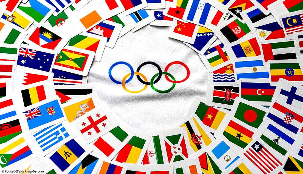 Olympia und paralympische Spiele