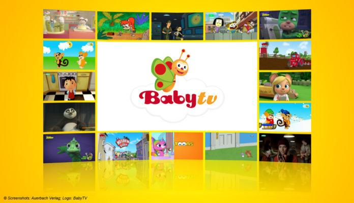 Logo: BabyTV