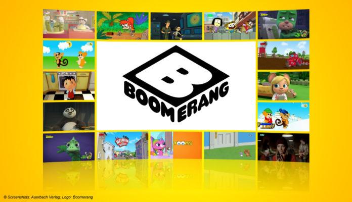 Logo: Boomerang