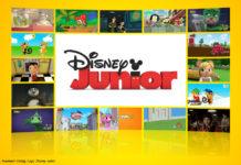 Logo: Disney Junior