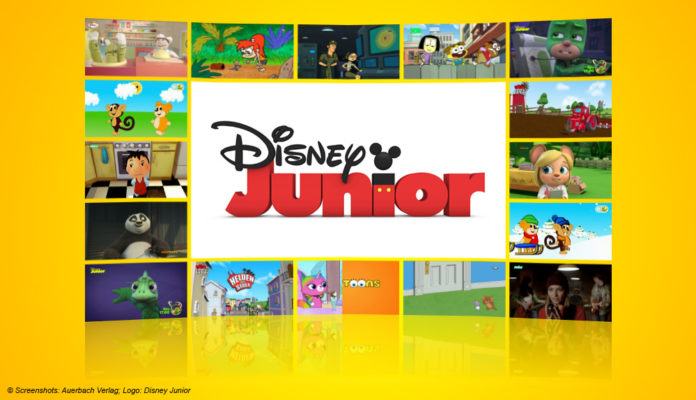 Logo: Disney Junior