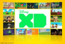 Logo: Disney XD