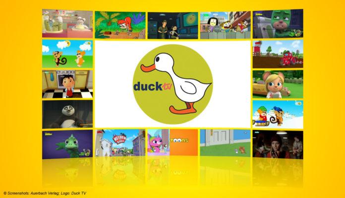 Logo: Duck TV