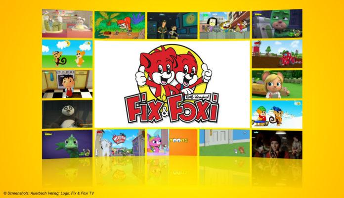 Logo: Fix & Foxi TV