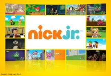 Logo: Nick Jr.