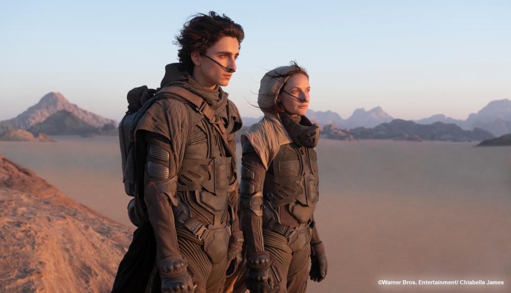 """""""Dune"""" startet neben der Kino-Premiere auch bei HBO Max"""