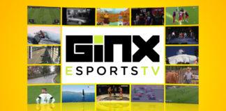 Logo: Ginx Esports TV
